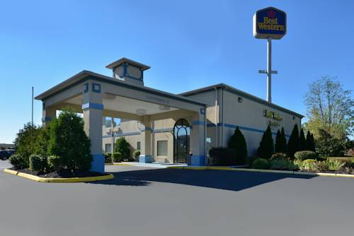 Best Western Executive Inn Cover Picture