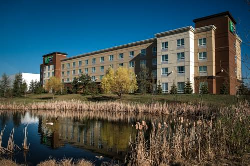 Holiday Inn Express & Suites Spruce Grove - Stony Plain Cover Picture