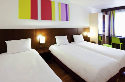 ibis Styles Luxembourg Centre Gare Cover Picture