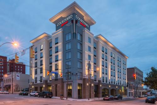 Courtyard by Marriott Wilmington Downtown/Historic District Cover Picture
