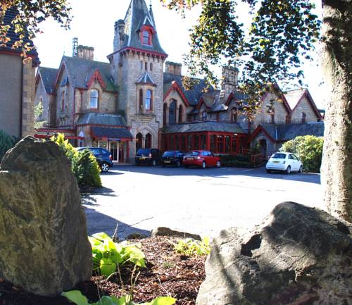 Pitlochry Dundarach Hotel Cover Picture