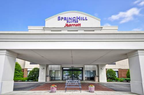 SpringHill Suites Lexington Near the University of Kentucky Cover Picture