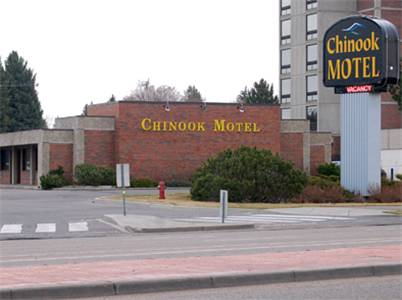 Chinook Motel Cover Picture