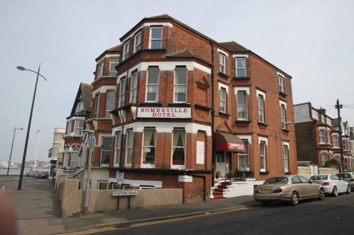 Somerville Hotel Cover Picture