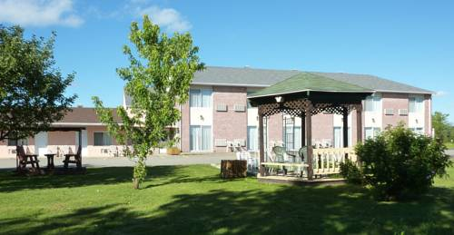 Motel Becancour Cover Picture
