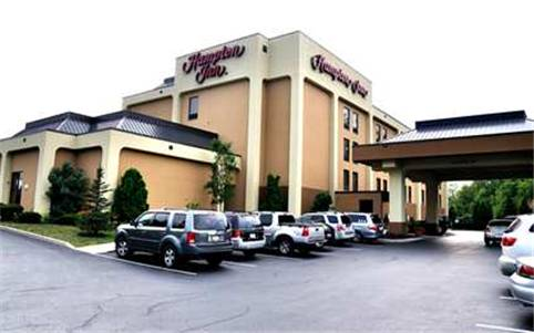 Hampton Inn Bedford Cover Picture