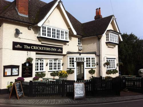 The Cricketers Inn Cover Picture