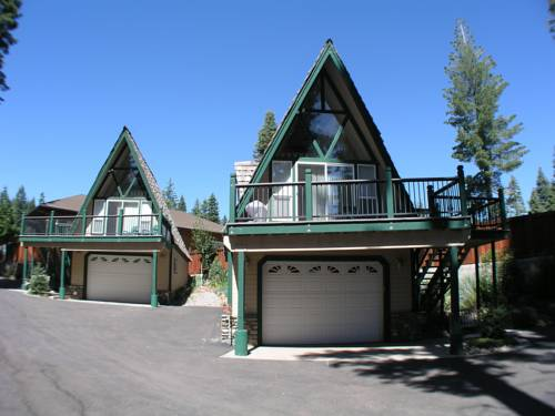 Carson Chalets - Plumas Chalet Cover Picture