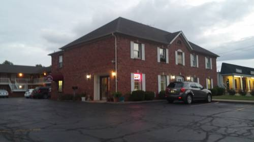 Old Bardstown Inn Cover Picture