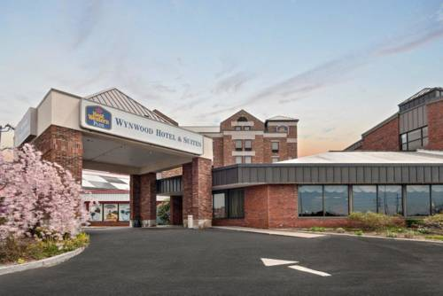 Best Western Plus Portsmouth Hotel & Suites Cover Picture