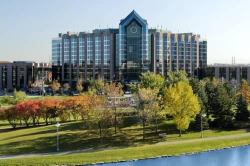 Hilton Suites Toronto-Markham Conference Centre & Spa Cover Picture