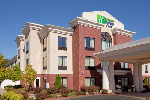Holiday Inn Express Hotel & Suites Manchester - Airport Cover Picture