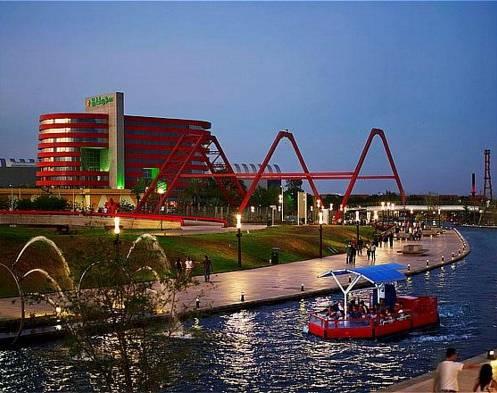 Holiday Inn Monterrey-Parque Fundidora Cover Picture