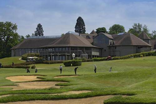 Overstone Park Hotel, Golf & Leisure Resort Cover Picture