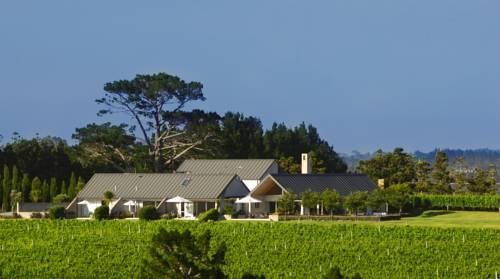 Takatu Lodge and Vineyard Cover Picture