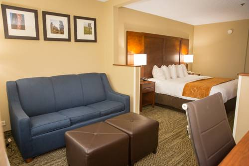Comfort Suites Lansing Cover Picture