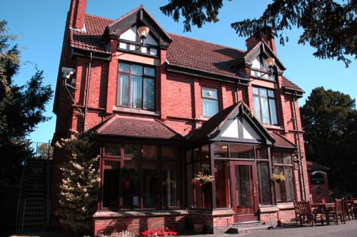 Blaby Westfield House Hotel Cover Picture