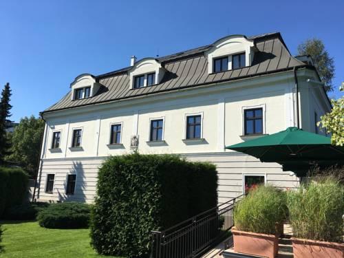 Hotel Villa Nečas Žilina Cover Picture