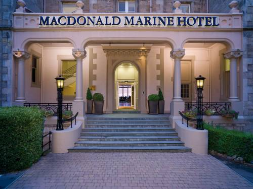 Macdonald Marine Hotel & Spa Cover Picture