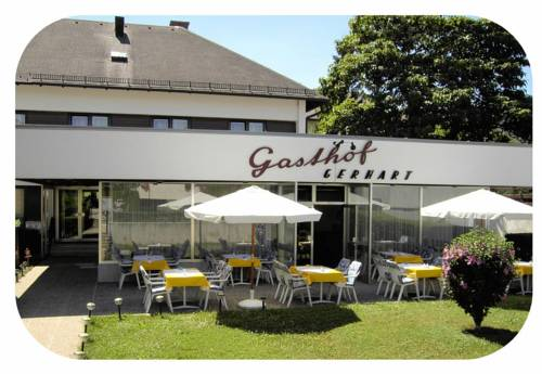Gasthof Gerhart Cover Picture