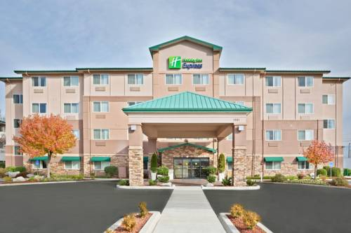 Holiday Inn Express Medford Cover Picture