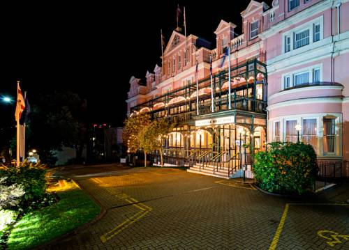 The Norfolk Hotel Cover Picture