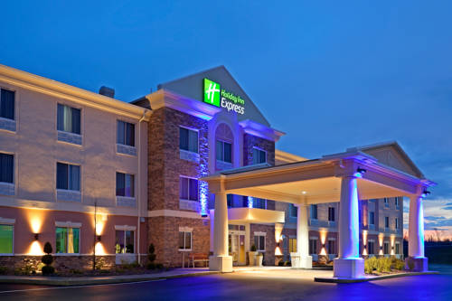 Holiday Inn Express Hotel & Suites West Coxsackie Cover Picture