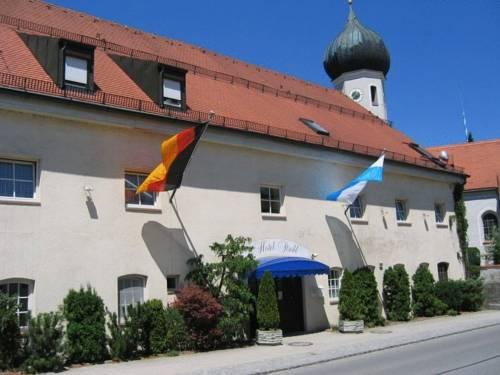 Hotel Strobl Cover Picture