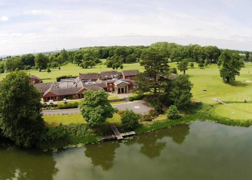 Patshull Park Hotel, Golf & Country Club Cover Picture
