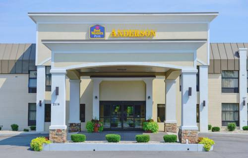 Best Western PLUS Anderson Cover Picture