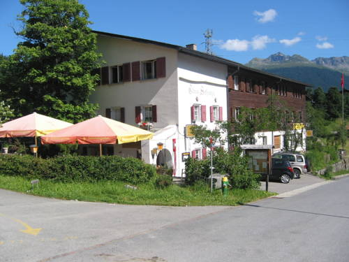 Chesa Selfranga Swiss Lodge Cover Picture