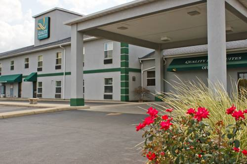 Quality Inn & Suites South/Obetz Cover Picture