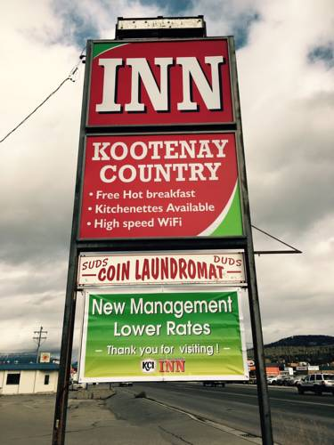 Kootenay Country Inn Cover Picture