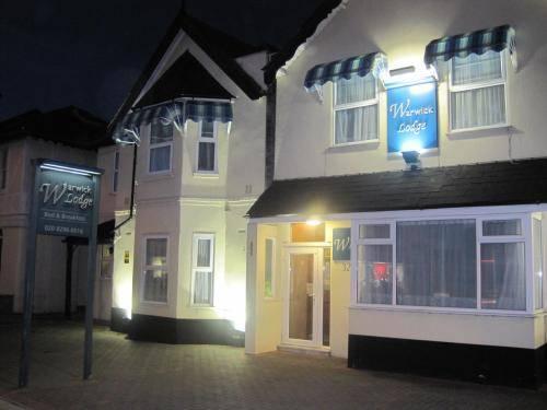 Warwick Lodge Cover Picture