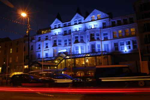 The Empress Hotel Cover Picture