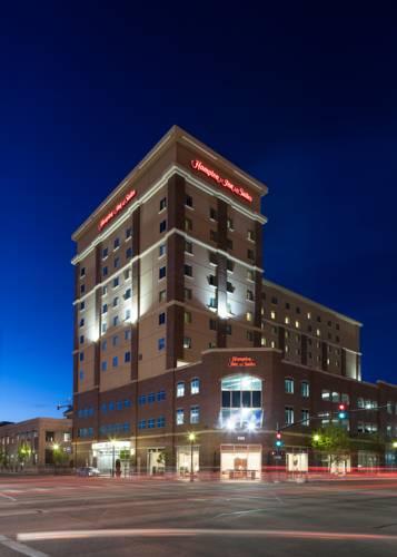 Hampton Inn & Suites Boise-Downtown Cover Picture