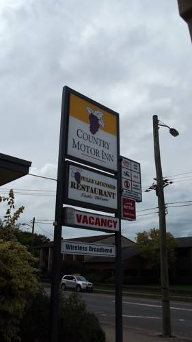 Country Motor Inn Cover Picture