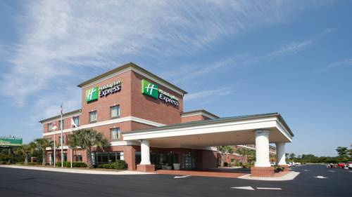 Holiday Inn Express Leland - Wilmington Area Cover Picture