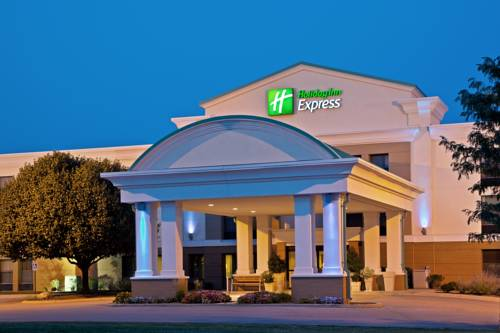 Holiday Inn Express Indianapolis Airport Cover Picture