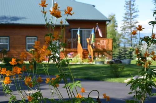 Alaska's Lake Lucille Bed & Breakfast Cover Picture