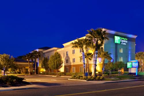 Holiday Inn Express Hotel & Suites Vacaville Cover Picture