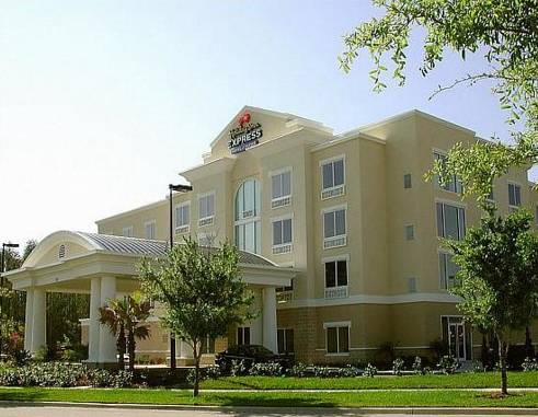 Holiday Inn Express Haskell-Wayne Area Cover Picture
