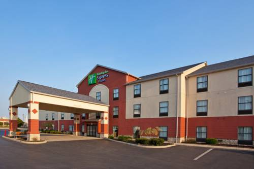 Holiday Inn Express Hotel & Suites Circleville Cover Picture