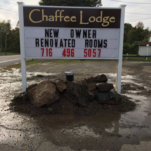 Chaffee Lodge Cover Picture
