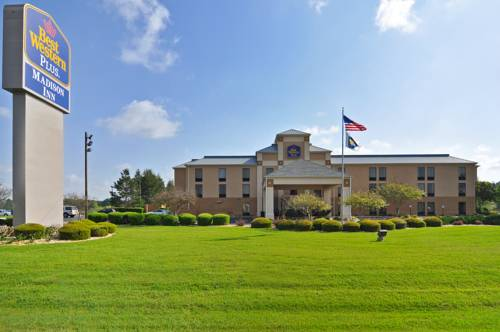 BEST WESTERN PLUS Madison Inn Cover Picture