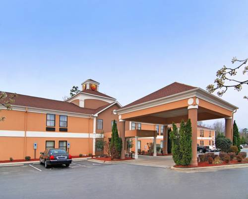 Comfort Inn Near High Point University Cover Picture
