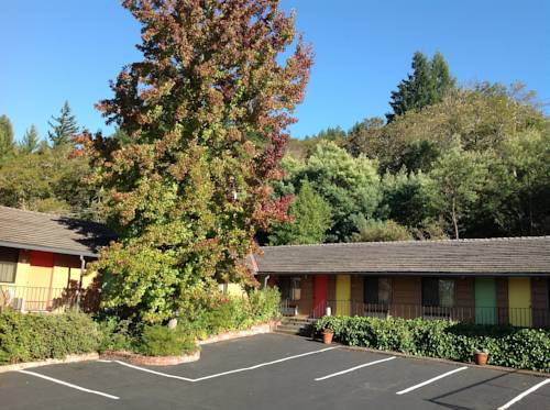 Humboldt Redwoods Inn Cover Picture