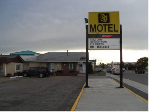 DJ Motel Cover Picture