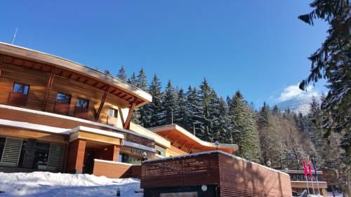 Horský Hotel Čeladenka / Mountain Resort Cover Picture