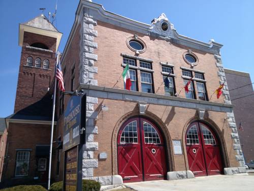 Firehouse Inn Cover Picture